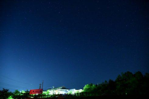 星の観望会